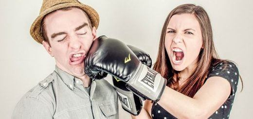 angry woman or angry wife
